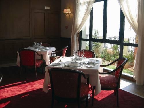Restaurant Paris hotel Concorde