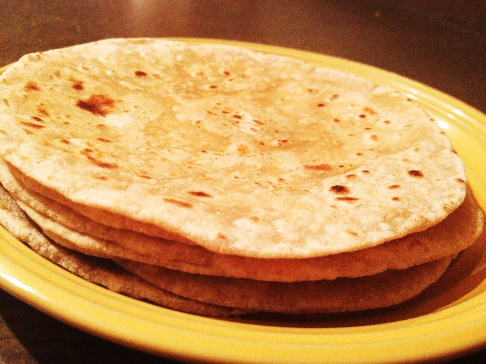 Chapati Hay Lmileha