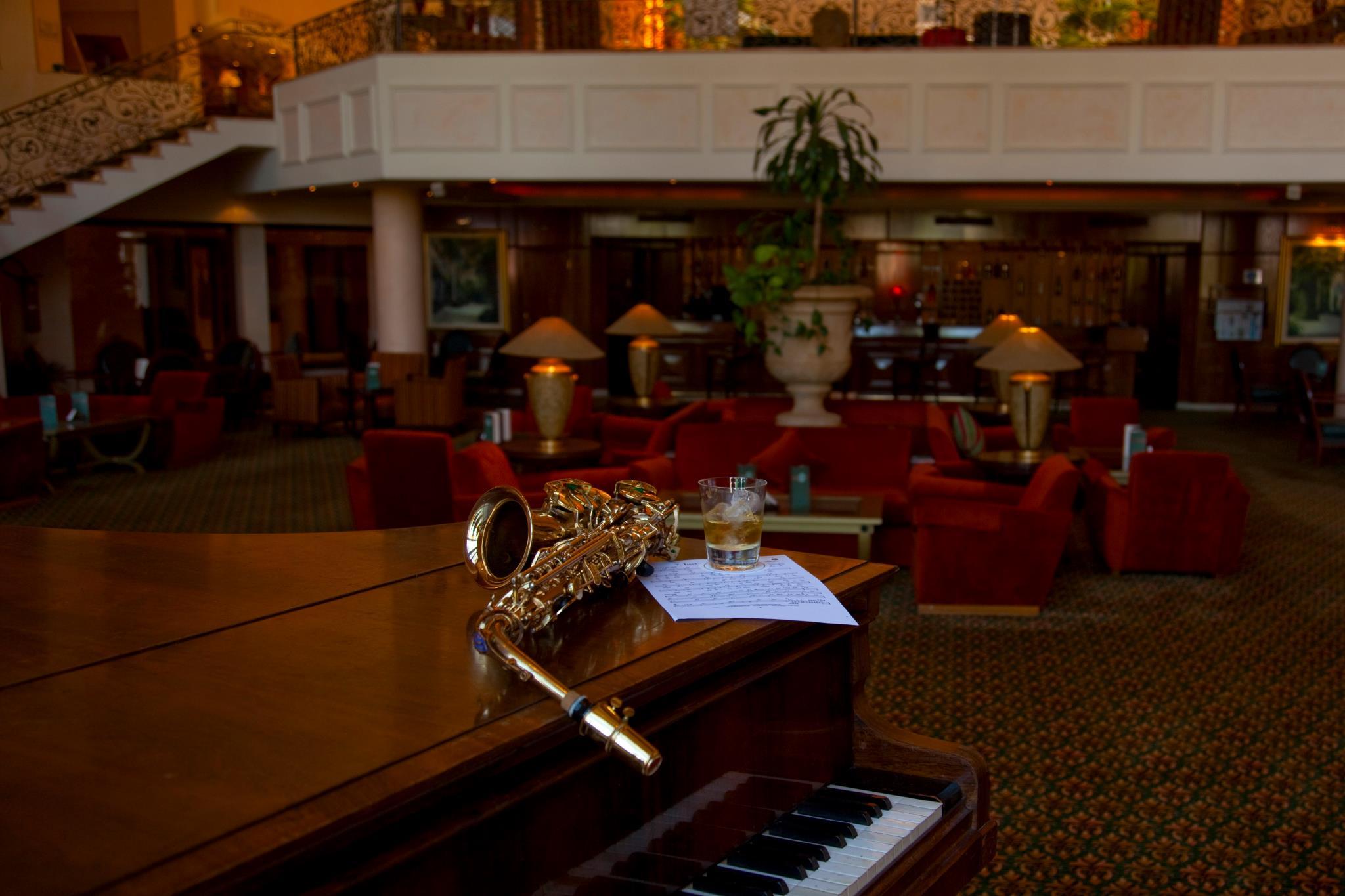 Regency Tunis Hôtel Moon Lounge