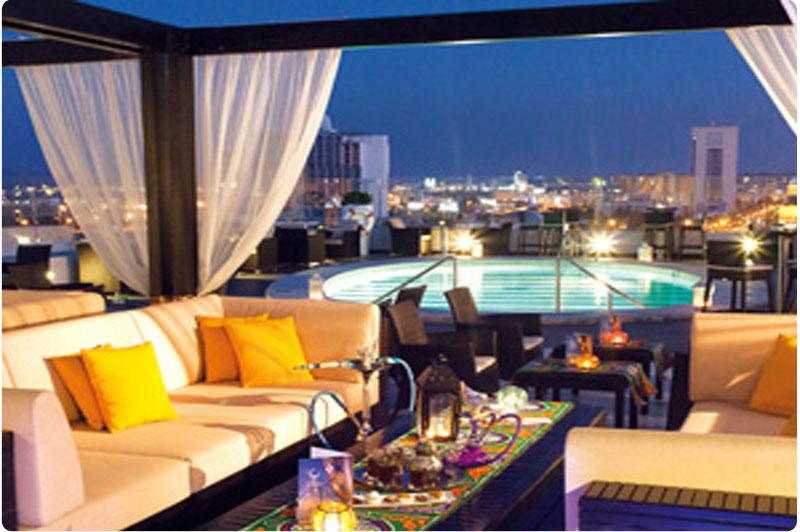 Sky Lounge Novotel