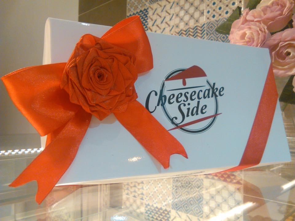 Cheesecake Side