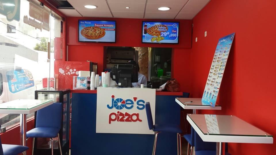 Joe's Pizza El Menzah