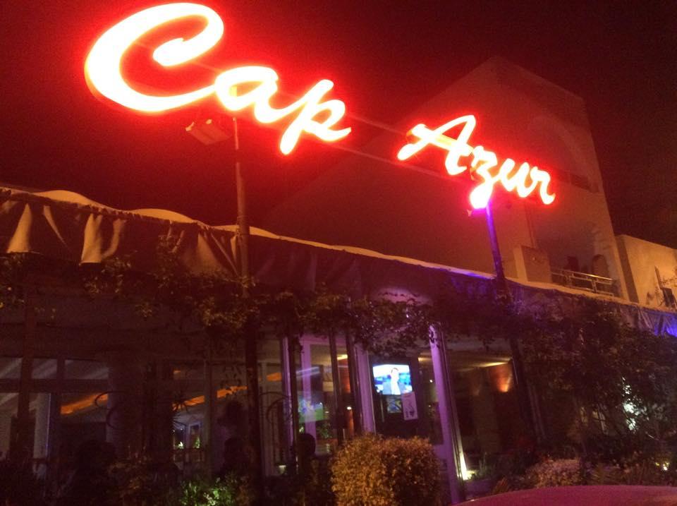 Cap Azur