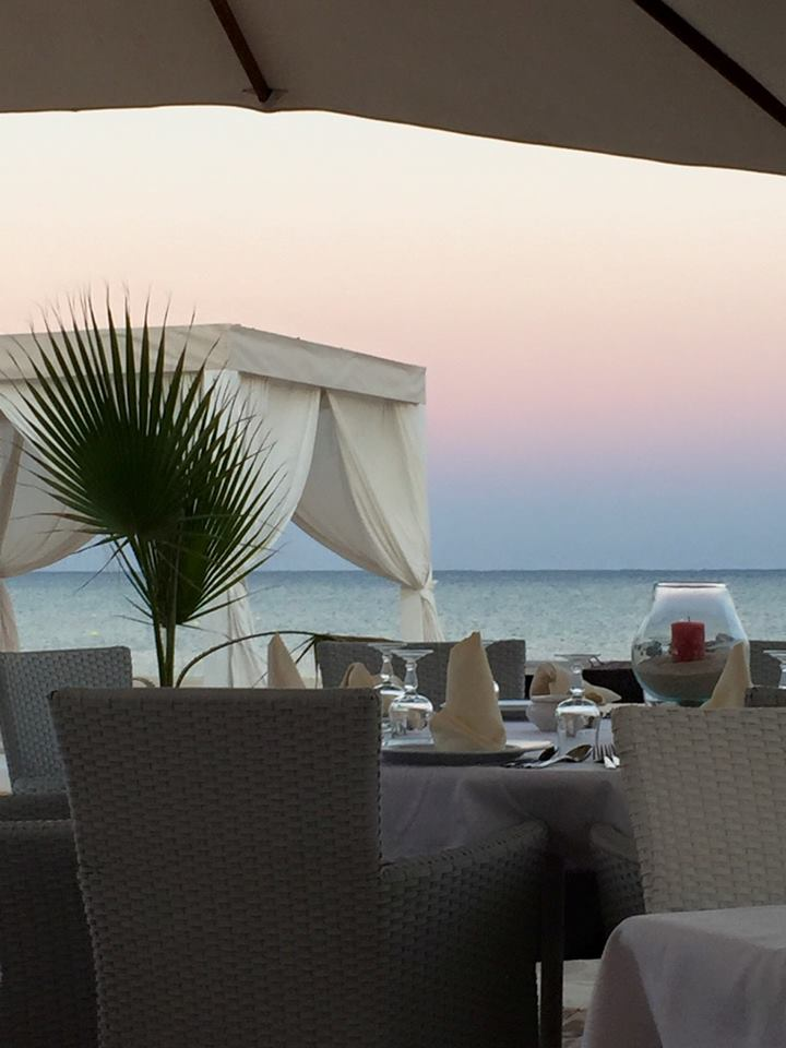 La terrasse Beach/Garden Beach