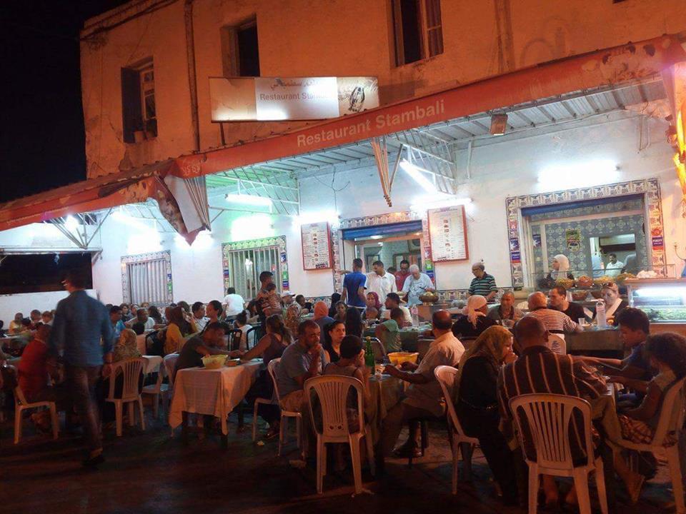 Restaurant stambali