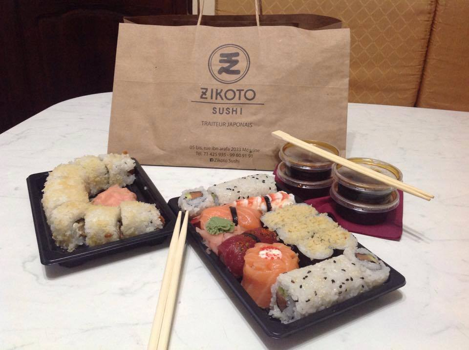 Zikoto Sushi