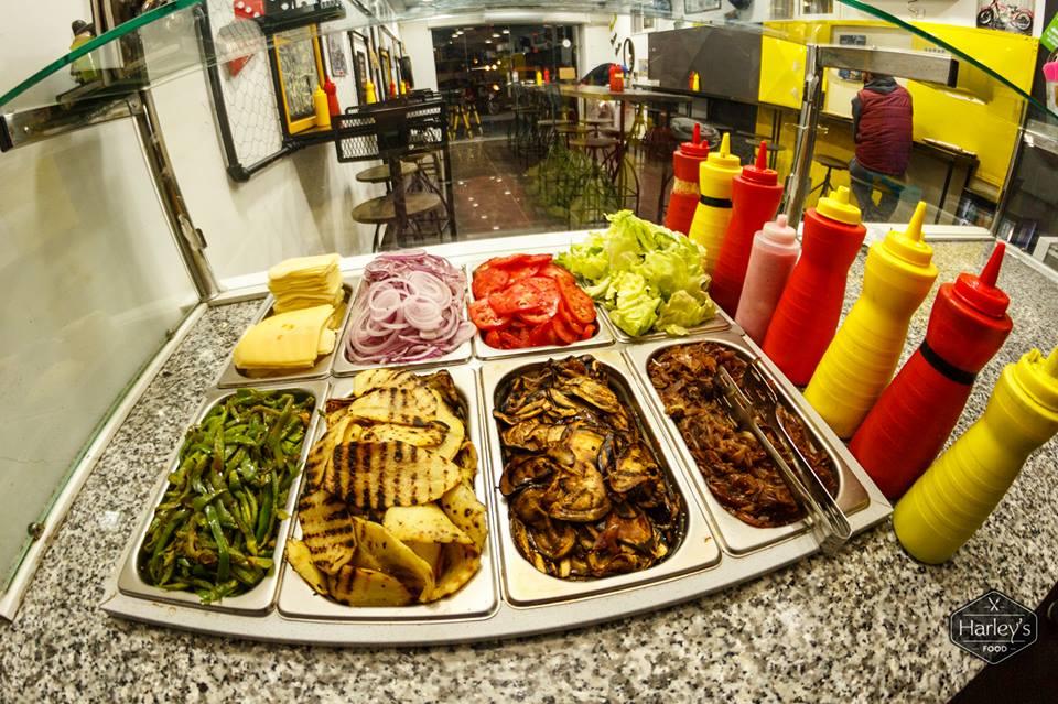 Harley's FOOD Menzah8