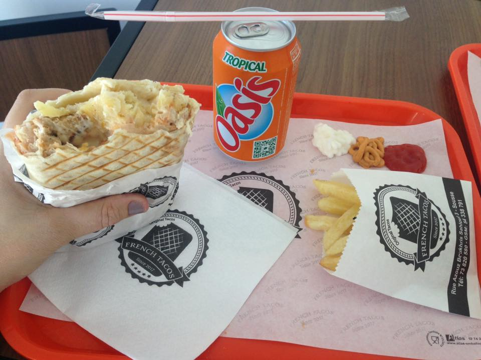 French TACOS Sousse