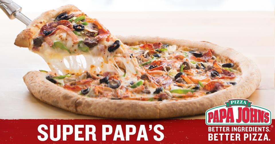 Papa John's Pizza Tunis Papa John's Pizza Tunis