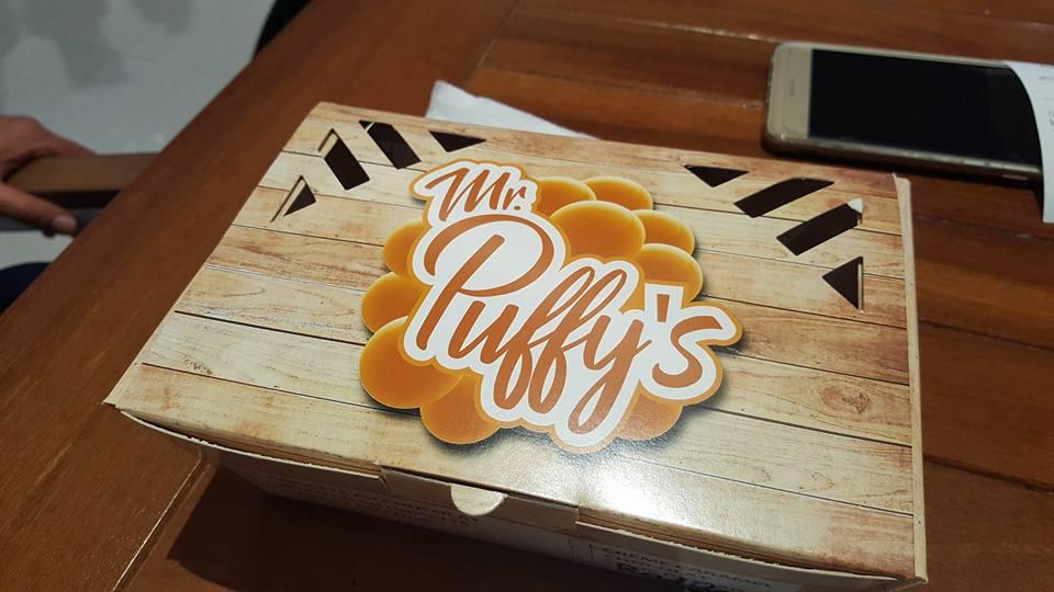 Mr. Puffy's