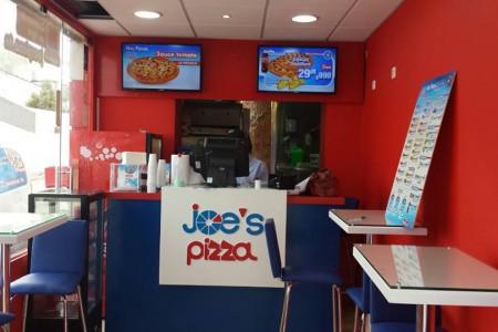 Joe's pizza La Marsa