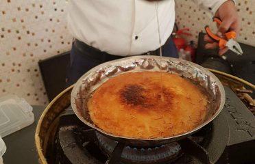 kounefa restaurant Baalabak