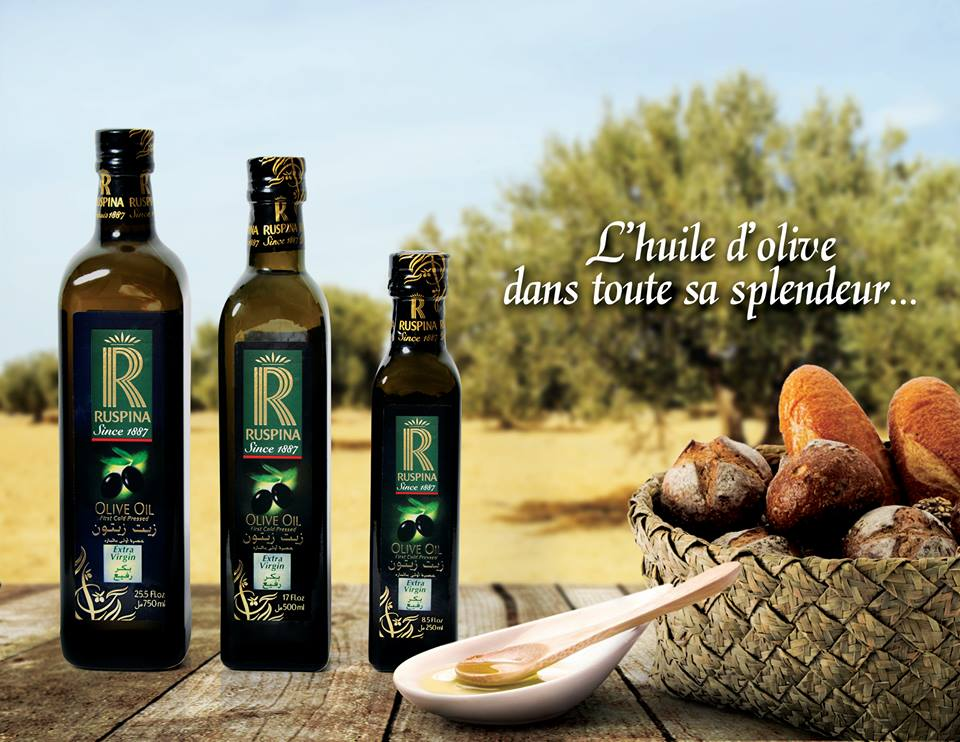 RUSPINA HUILE D OLIVE