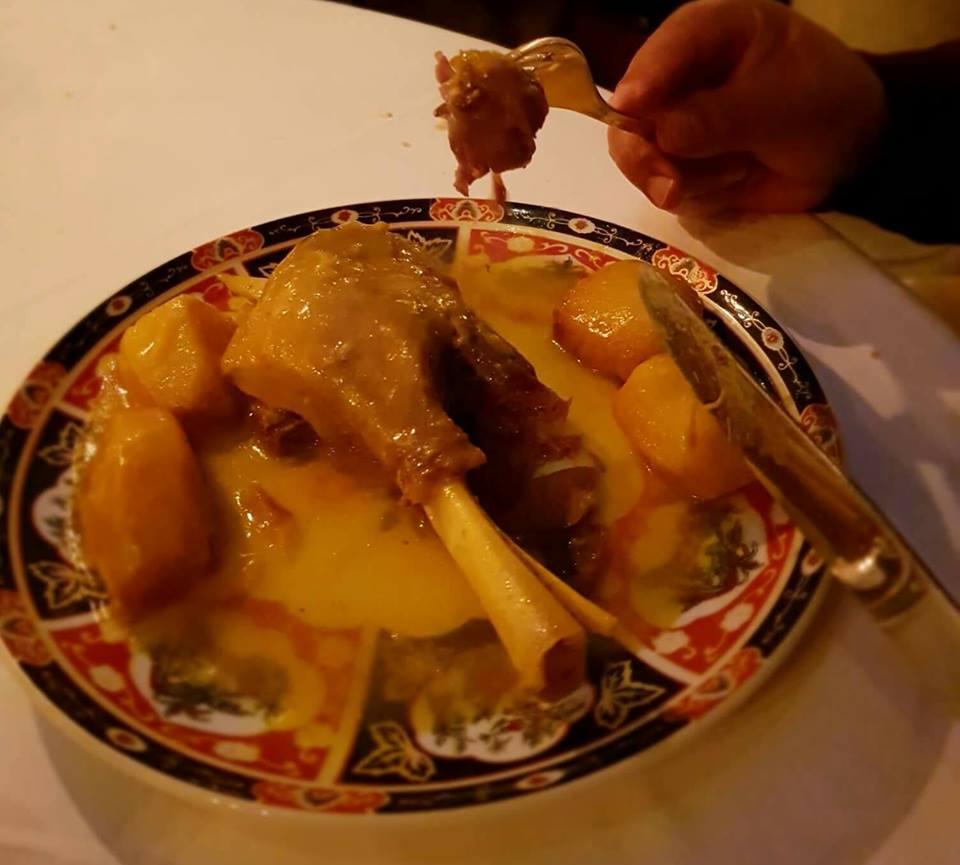 Dar el Jeld restaurant Mosli