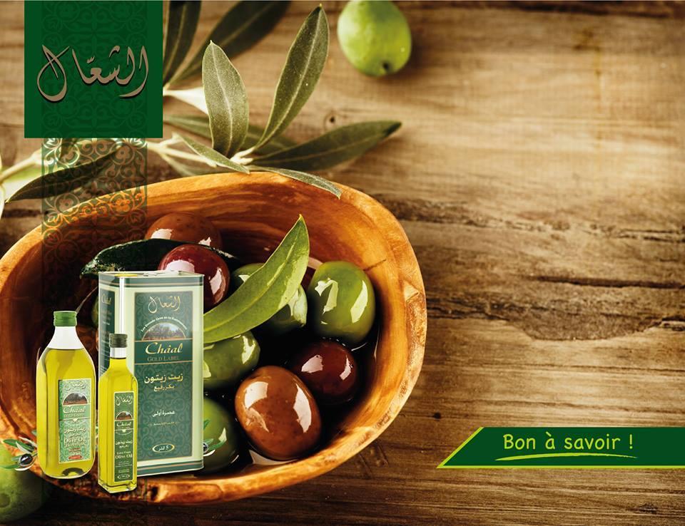 châal huile d olive