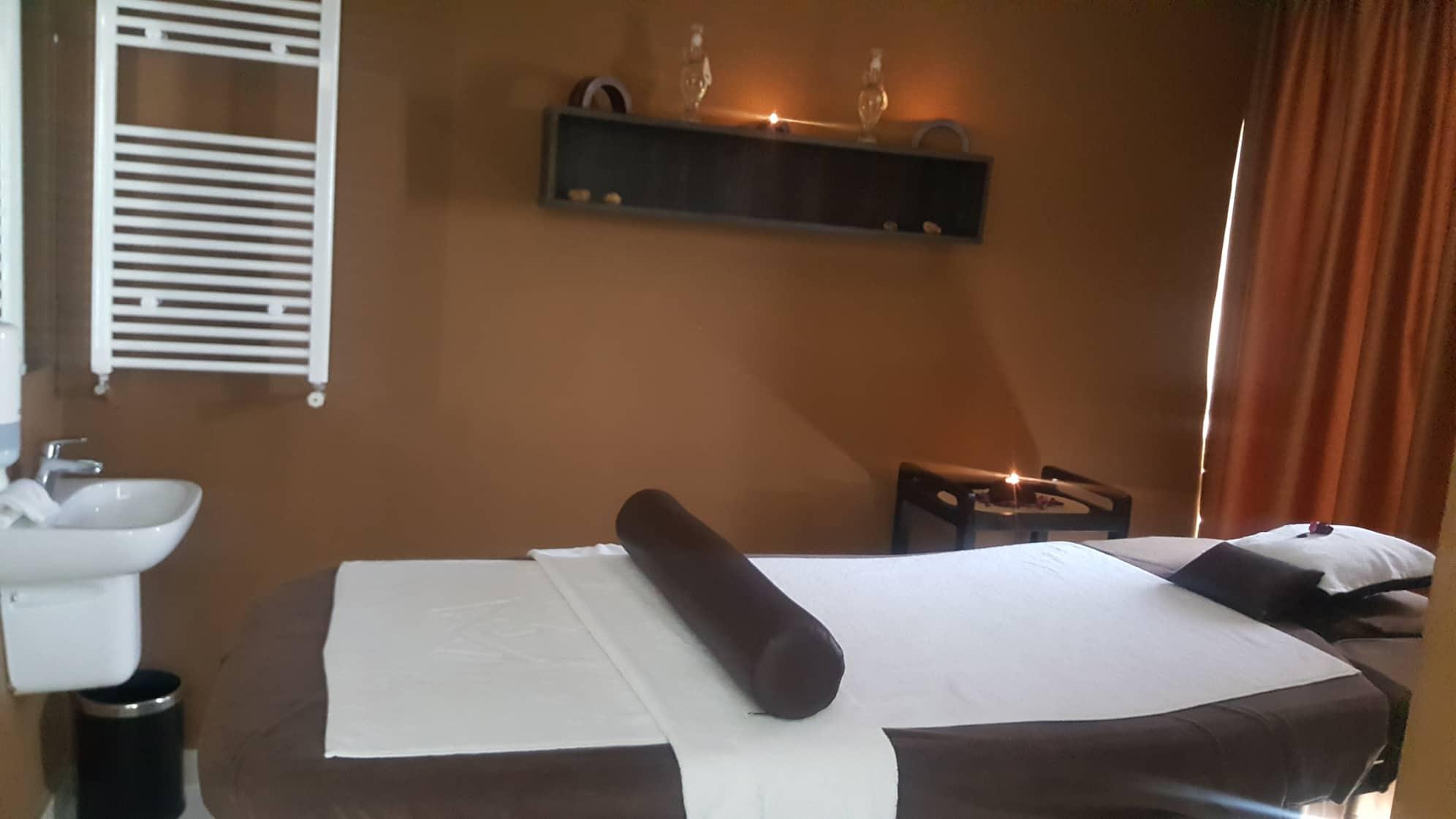 douche massage movenpick sfax
