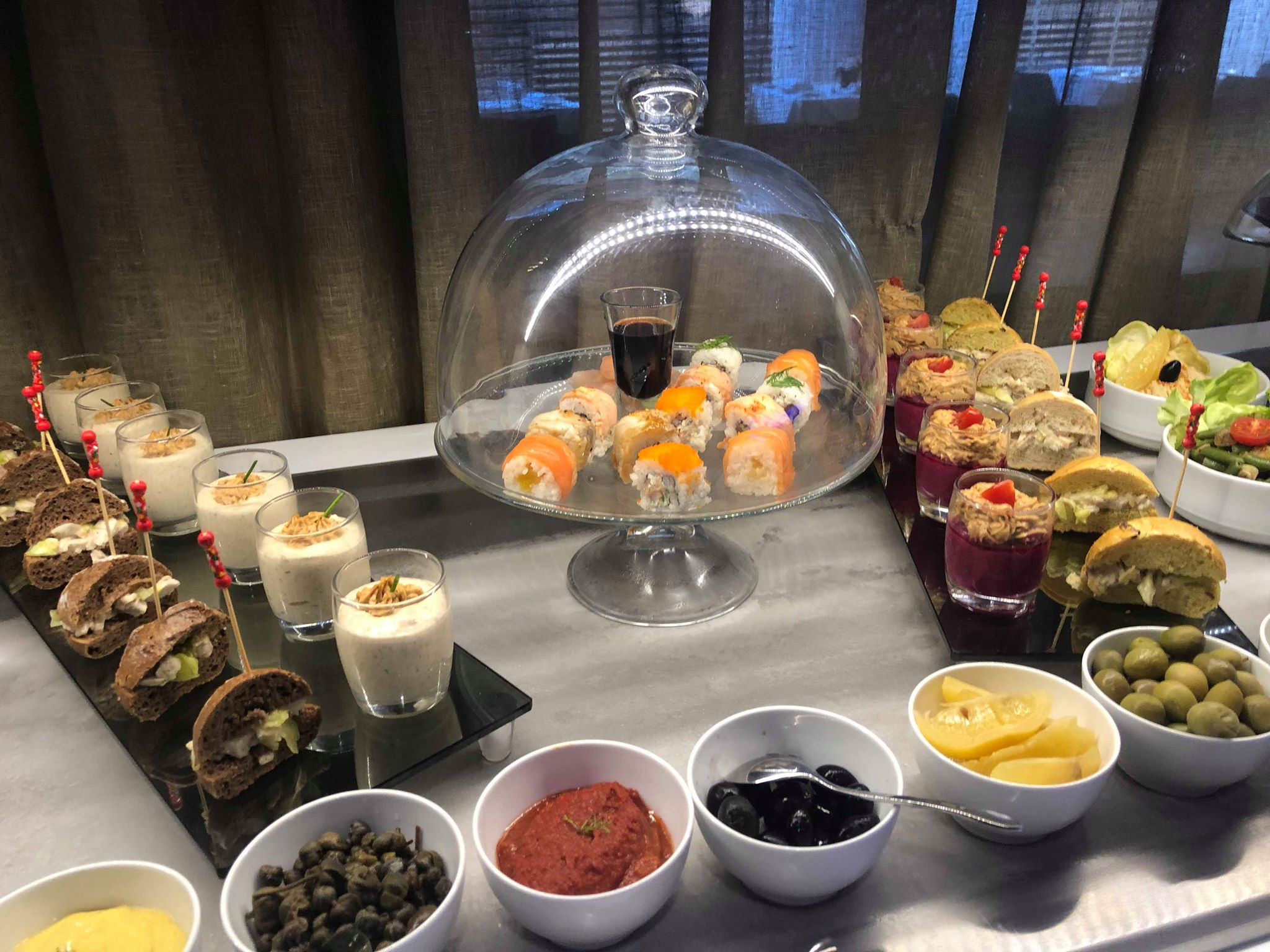 avani sushi buffet
