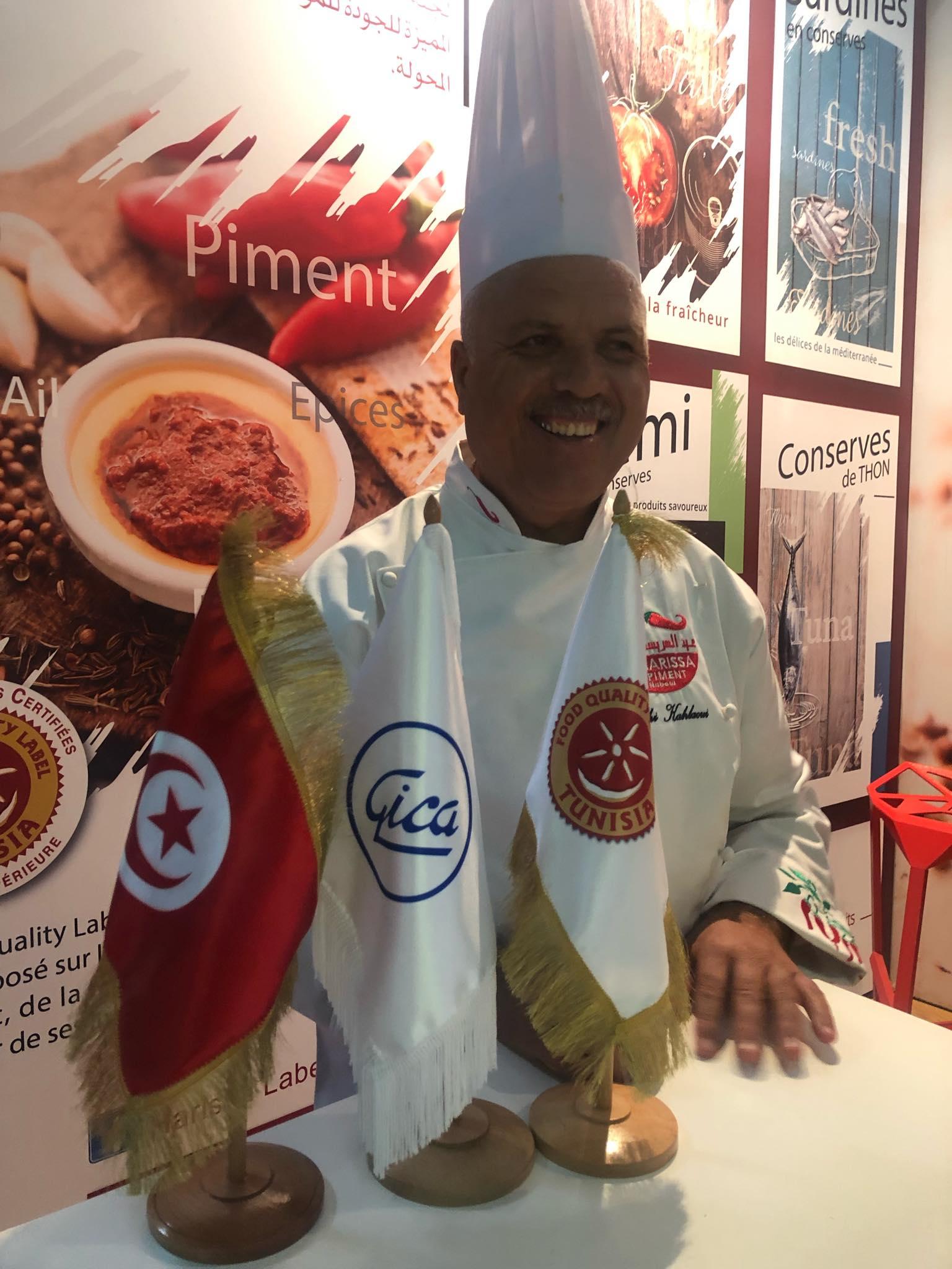 Chef Kahlaoui Gica