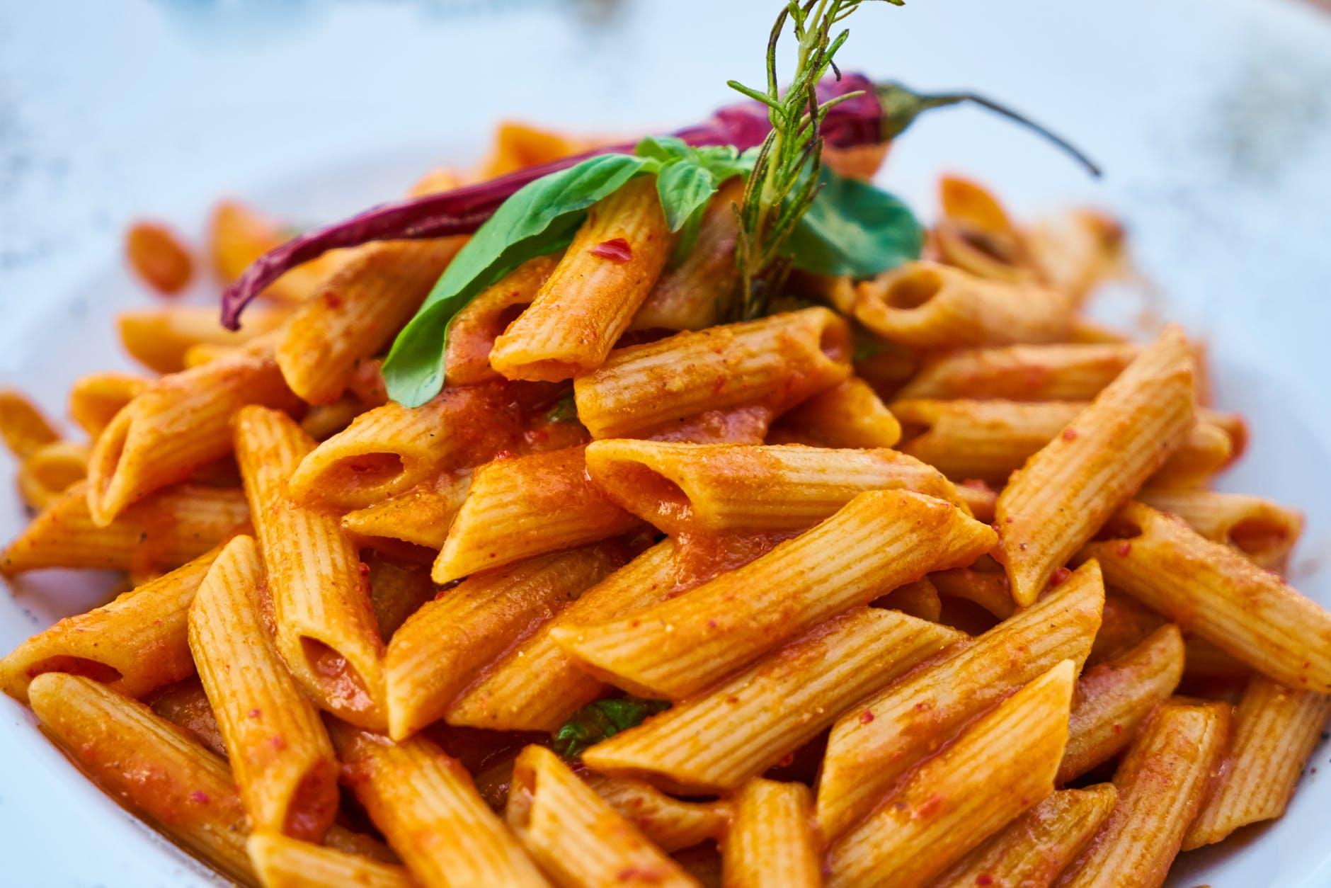 Pâtes: spécialité culinaire tunisienne