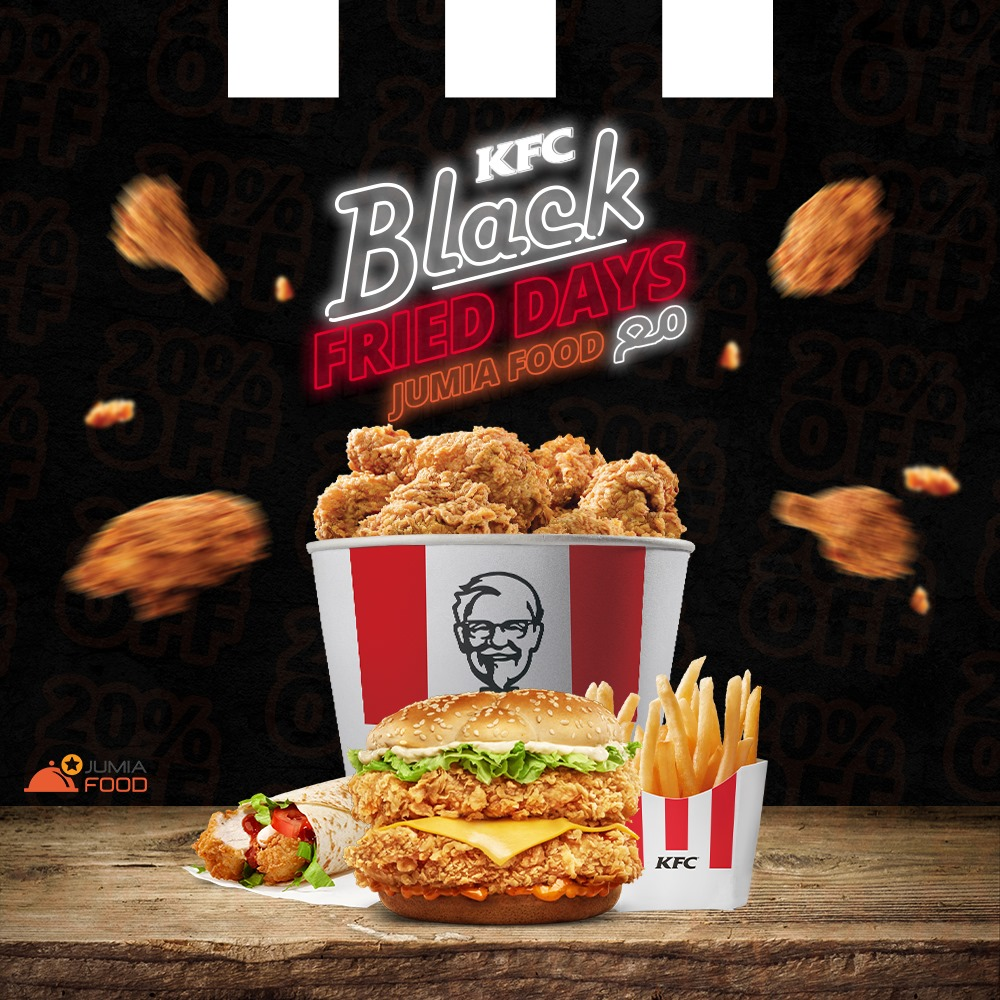 Black friday : KFC