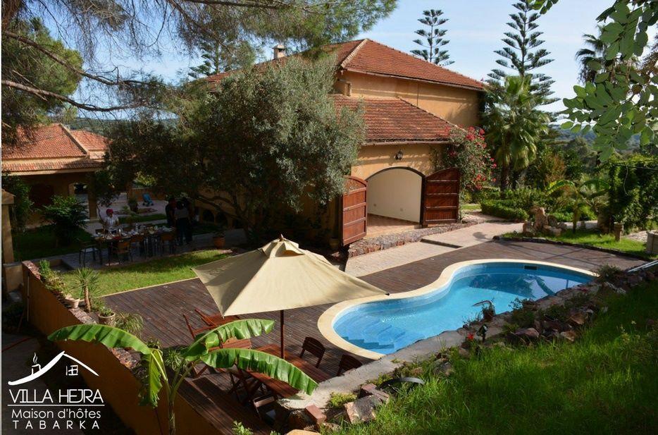 Villa Hejra Maison d'Hôtes Tabarka