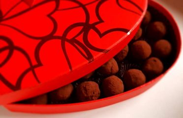 truffes saint Valentin