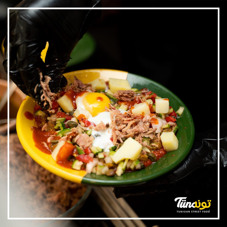 Tüna Food